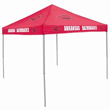 Arkansas Team Color Tailgate Tent