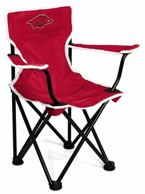 Arkansas Toddler Folding Logo Chair