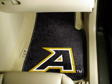 Army 2 Piece Car Mats