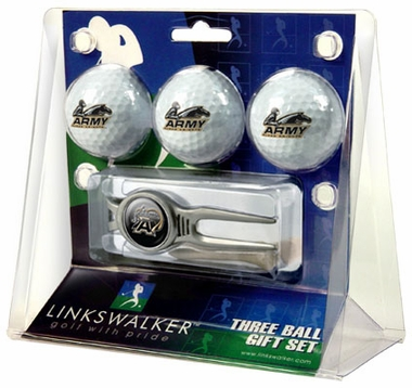 Army 3 Ball Gift Pack With Kool Tool