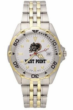 Army All Star Mens (Steel Band) Watch