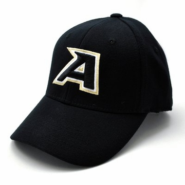 Army Black Premium FlexFit Hat