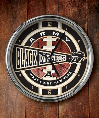 Army Chrome Clock