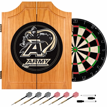 Army Complete Dart Cabinet