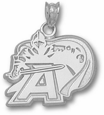 Army Sterling Silver Pendant