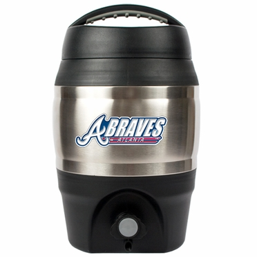 Atlanta Braves 1 Gallon Tailgate Jug