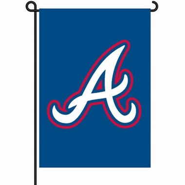 Atlanta Braves 11x15 Garden Flag