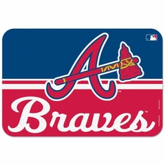 Atlanta Braves 20 x 30 Mat