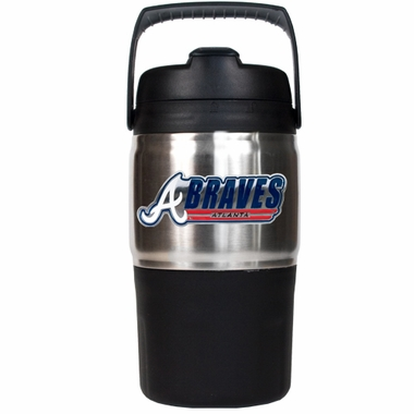 Atlanta Braves 48oz Travel Jug