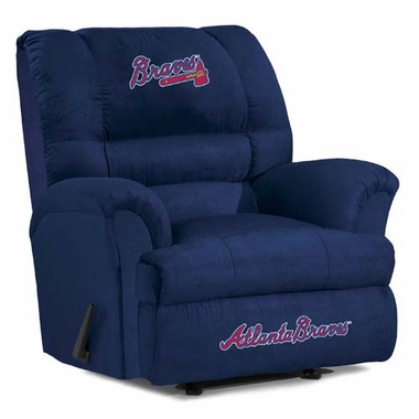 Atlanta Braves Big Daddy Recliner