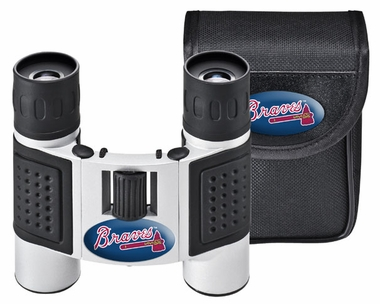 Atlanta Braves Binoculars and Case