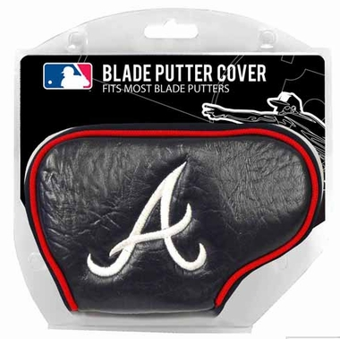 Atlanta Braves Blade Putter Cover