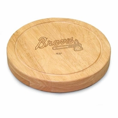 Atlanta Braves Circo Cheese Board