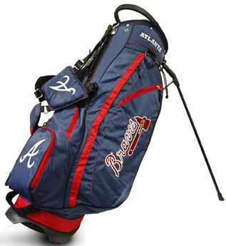 Atlanta Braves Fairway Stand Bag