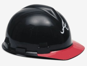Atlanta Braves Hard Hat
