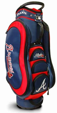 Atlanta Braves Medalist Cart Bag