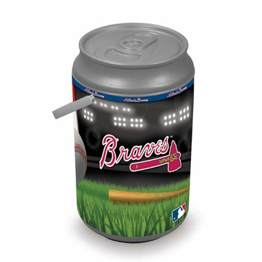 Atlanta Braves Mega Can Cooler