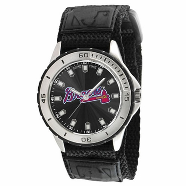 Atlanta Braves Mens Veteran Watch
