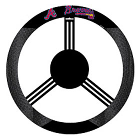 Atlanta Braves Mesh Steering Wheel Cover