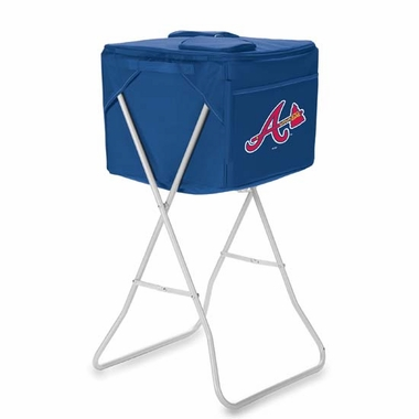 Atlanta Braves Party Cube (Navy)