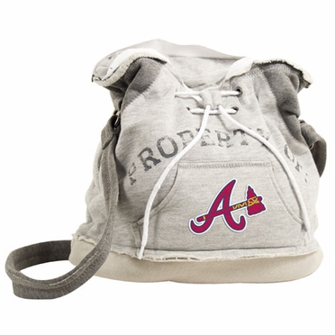 Atlanta Braves Property of Hoody Duffle