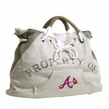 Atlanta Braves Property of Hoody Tote