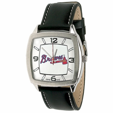 Atlanta Braves Retro Mens Watch