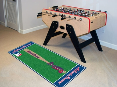 Atlanta Braves Runner Rug