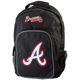 Atlanta Braves Southpaw Youth Backpack