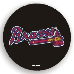 Atlanta Braves Spare Tire Cover (Small Size)