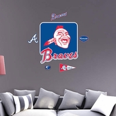 Atlanta Braves Wall Decorations