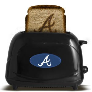 Atlanta Braves Toaster (Black)