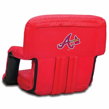 Atlanta Braves Ventura Seat (Red)