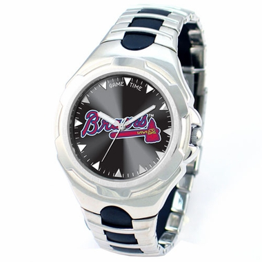 Atlanta Braves Victory Mens Watch