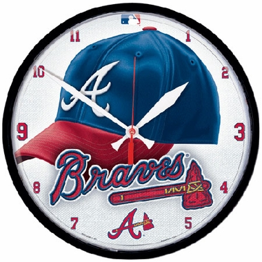Atlanta Braves Wall Clock