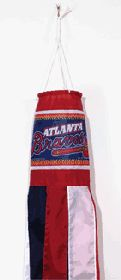 Atlanta Braves Windsock