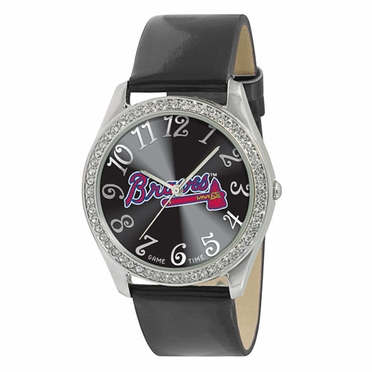 Atlanta Braves Women's Glitz Watch
