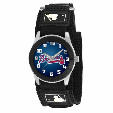 Atlanta Braves Youth Rookie Watch (Black)