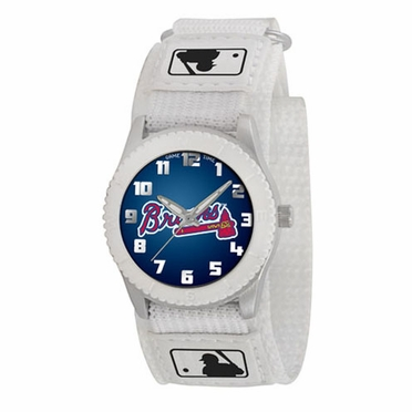 Atlanta Braves Youth Rookie Watch (White)