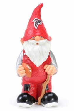 "Atlanta Falcons Garden Gnome - 11"" Male"