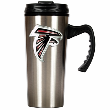 Atlanta Falcons 16 oz. Thermo Travel Tumbler (Slim)