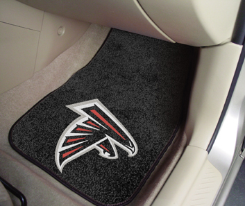 Atlanta Falcons 2 Piece Car Mats