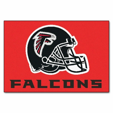 Atlanta Falcons 20 x 30 Rug