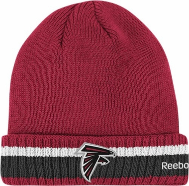 Atlanta Falcons 2011 Sideline Cuffed Knit Hat