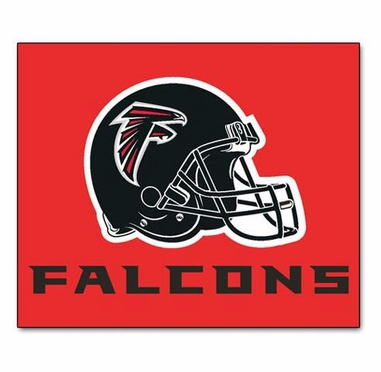 Atlanta Falcons 34 x 45 Rug