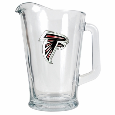 Atlanta Falcons 60 oz Glass Pitcher