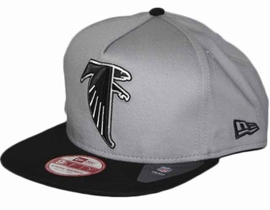 Atlanta Falcons 9FIFTY Throwback A-Tone Snapback Hat