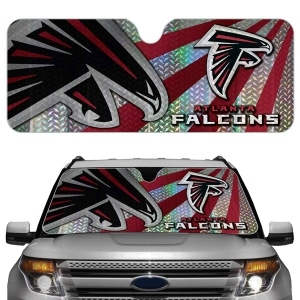 Atlanta Falcons Auto Sun Shade