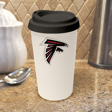 Atlanta Falcons Ceramic Travel Cup