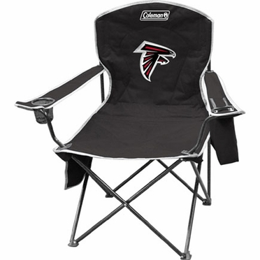 Atlanta Falcons Cooler Quad Tailgate Chair